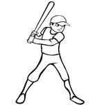 חדש: חוג בייסבול      New: Baseball for children